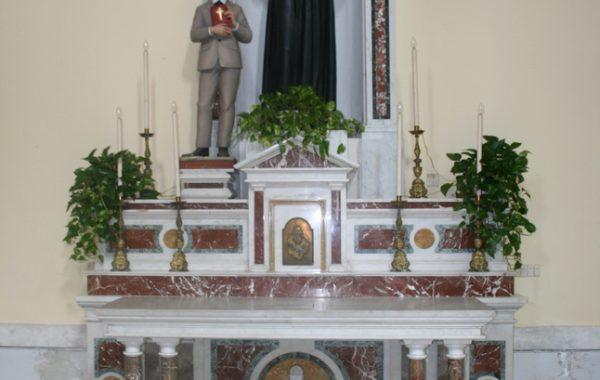 Altare San Giovanni Bosco