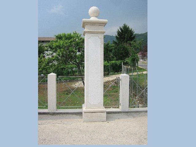 Colonna Mod. Piemonte